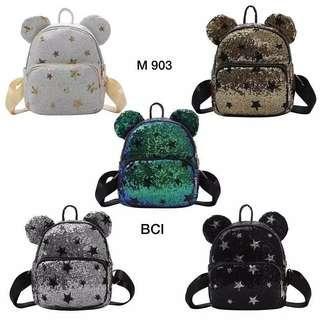 🚚 SEQUIN Backpack