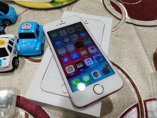 🚚 iphone se 64g玫瑰金