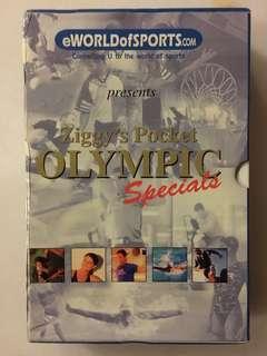 🚚 Ziggy's Pocket Olympics Specials from eWORLDofSPORTS.com