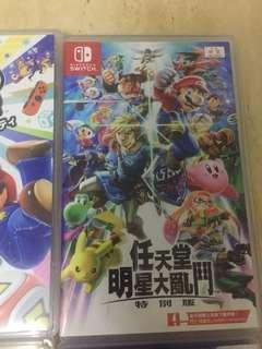 Switch game 大亂鬥