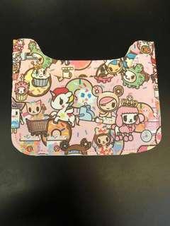 Handmade tokidoki card holder