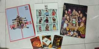 TWICE YES OR YES ALBUMS