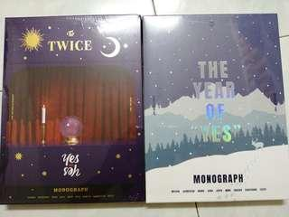 TWICE YES OR YES AND YEAR OF YES MONOGRAPH (NEW)