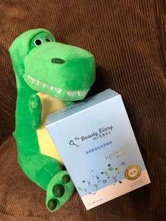 🚚 我的美麗日記-玻尿酸極效保濕面膜單片