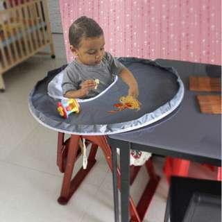 Baby safety high chair seat cover mat waterproof feeding eating place mat