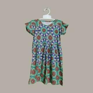 daily dress 4-5tahun