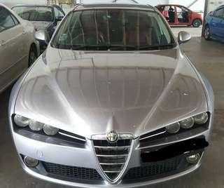 Alfa Romeo 159 JTS Selesped