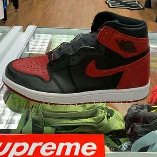 e610e8efad0c86 Air Jordan 1 Retro Bred Banned