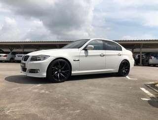 Gojek Grab Personal Lease BMW 318i Sunroof