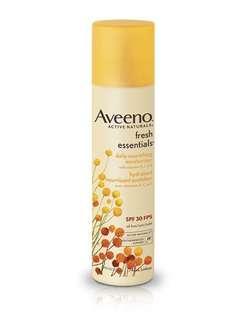 Aveeno Fresh Essentials Daily Nourishing Moisturiser SPF 30 74ml