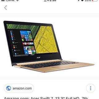Swift sf713-51 _二手 手提電腦
