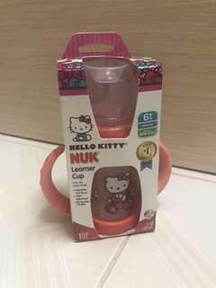 Nuk Hello Kitty 鴨咀杯