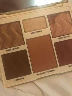 CoverFX face palette