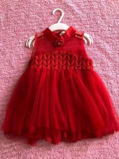 Dress Anak Import China