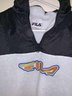 Vintage Fila pullover