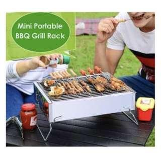 Portable Barbecue BBQ Grill Rack