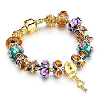 Charm bracelet (brand new)