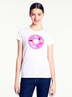 Kate Spade x Darcel Limited edition Donut t shirt