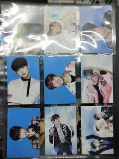 🚚 Bts Wings tour mini photocard
