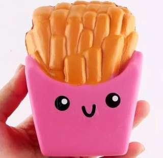 🚚 [AVAILABLE] Fries Squishy