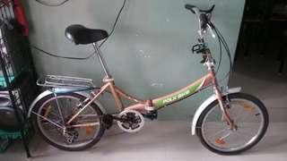 For sale folding bike