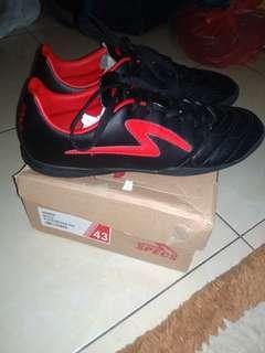 Sepatu Futsal ori specs mulus kaya baru