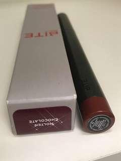 Bite Shimmer Lip Crayon 'molten chocolate'