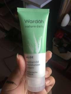 Wardah hydramild moisturizer cream