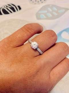 Austrian promise/engagement ring size 7