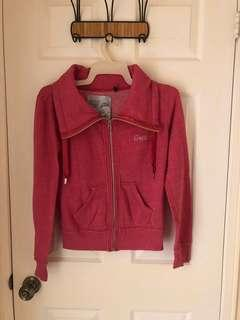 Guess Zip Up Sweater