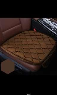 Anti-slip car seat cover 3 pic front & back