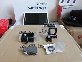 Sjcam 4000 5000 air waterproof case