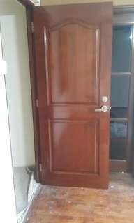 Varnishing Door