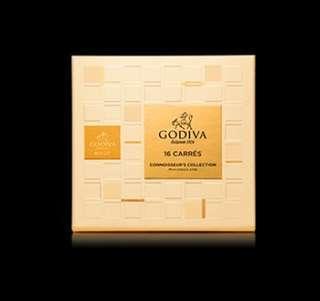 全新  GOVIDA Milk Latte 16片裝牛奶巧克力禮盒