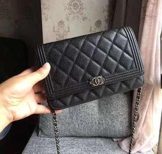 6eeaf91af4da chanel wallet on chain | Bags & Wallets | Carousell Singapore