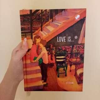 Novellove is by puuung