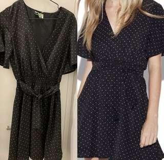 Luck & trouble dress