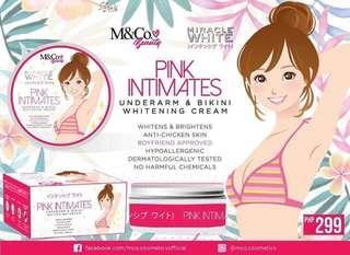 M&Co. Underarm & Bikini Whitening Cream
