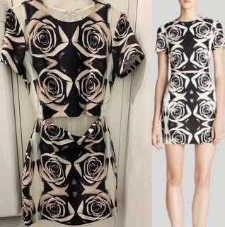 Bec & Bridge floral dress