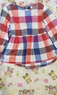 Girl blouse esprit 5 years old