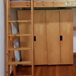 Ikea children cupboard