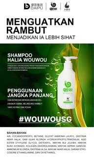🚚 Wouwou hair and body care set