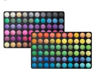 🚚 BH cosmetics 120 colours 1st edition eyeshadow palette