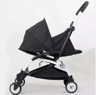 Newborn Nest for Yoya/yoyo compatible strollers (STROLLER FRAME NOT INCLUDED)