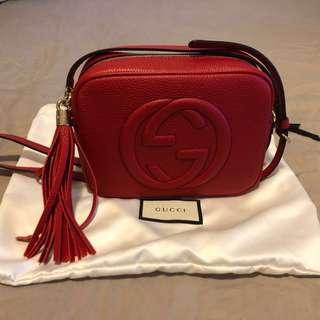85da5073ea2 Gucci soho bag