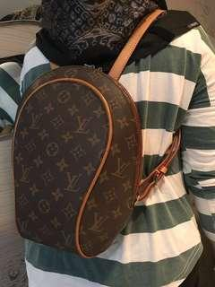 LV LOUIS VUITTON Backpack Grad AAA fully Leather