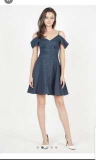 MDS off Shoulder Dress