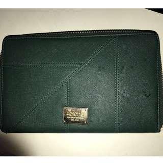 Collette's Travel Wallet