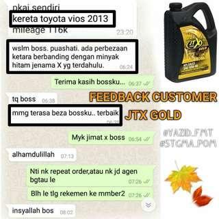 Minyak jtx