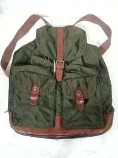 Fossil/nike/adidas bag pack original